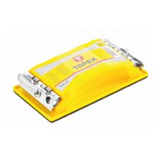 Блок шлифовальный Topex 210х100 08A110